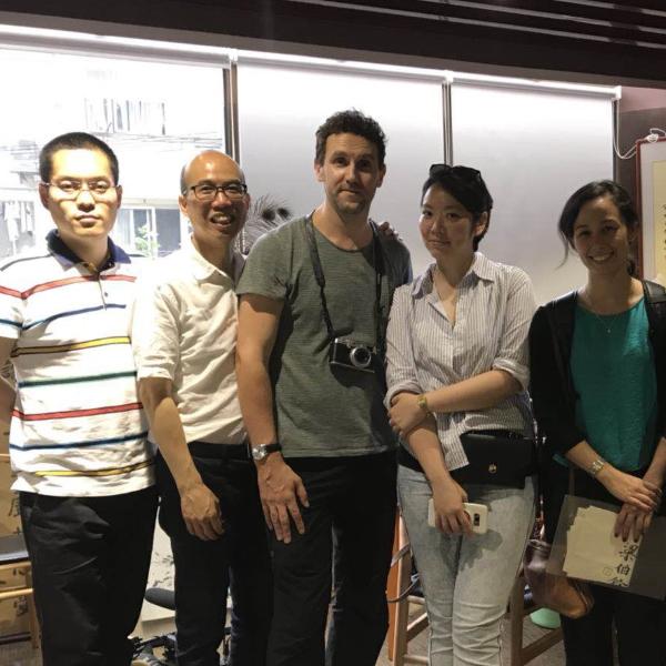 Channel NewsAsia 訪問